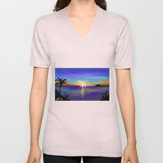 Alba V-neck T-shirt by Stefano Rimoldi - $24.00 V Neck T Shirt, Shirts, Tops, Women, Fashion, Moda, Women's, Fashion Styles, Woman