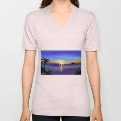 Alba V-neck T-shirt by Stefano Rimoldi - $24.00