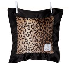 Little Giraffe - Luxe Pillow Leopard