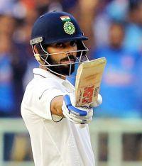 Find out Kohli's success mantra in Test cricket