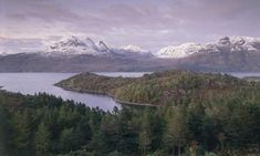 Highland clan chief Diarmid MacAulay walks us through his favourite landscapes in Scotland