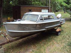 29 Best Crestliner Images Vintage Boats Aluminum Boat Aluminium