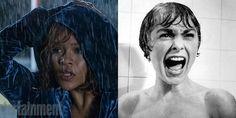 Rihanna em PRIMEIRAS fotos como a Marion Crane em Bates Motel
