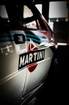 Lancia Delta Martini