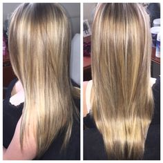 Highlights lowlights and layers