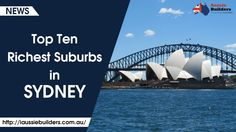 #Housing Experts Revealed #TopTen #Richest #Sydney Suburbs