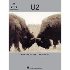 """U2 - The Best of 1990-2000 (Guitar Recorded Version) A """"Best Of"""" I need to buy.  The 1980-1990 version is amazing.  Some of their best work.  Remastered & released years ago, I think it's a must-add to any #U2 Collection."""