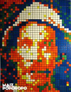 Rubikcubism - don ramon