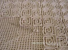 Love these rugs.. Gonna try and recreate from the photo and pattern shown... вязаные коврики с мастер- классом