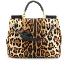 Dolce & Gabbana / SICILY HAIRCALF HANDBAG. I would LOVE to add this to my closet. I LOVE it.