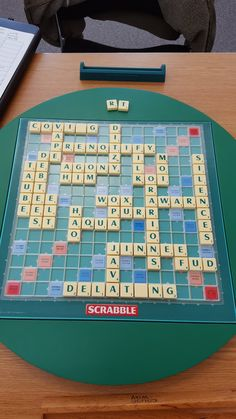 Some game boards form day 3 of 2017 world scrabble championships Some Games, Scrabble, Board Games, World, Day, Image, The World, Tabletop Games, Table Games