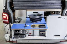 Suv Camper, Camper Trailers, Land Rover Discovery, Peugeot Expert, Diy Rv, Van Interior, Teardrop Trailer, Van Camping, Vw T5