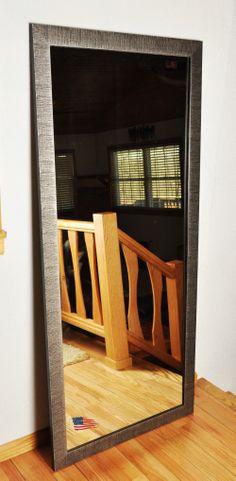 Found it at Wayfair - Jovie Jane Safari Tall Mirror. Need in Maters Bedroom! All Modern, 1st Apartment, Flooring, Mirror Wall Living Room, Tall Mirror, Mater Bedroom, Contemporary Mirror, Home Decor, Bathroom Design