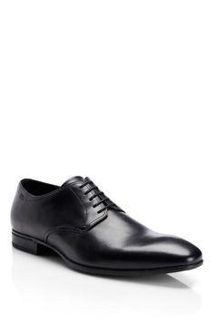 Hugo Boss Black Leather Shoes a0e32f79d2c