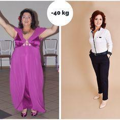 Monika jedząc tylko zupy schudła 40kg. Sama opracowała dietę i uczy innych, jak gotować Prom Dresses, Formal Dresses, Loose Weight, Detox Drinks, Healthy Habits, Beauty Hacks, Health Fitness, Hair Beauty, Dressing