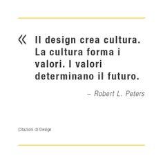 Citazioni di design: Robert L. Peters