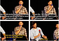 DCCon2014 GIFset about filming 5x22