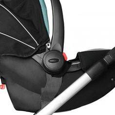 Baby Jogger Car Seat Adapter Select/Versa For Graco Click Connect - The Graco® Click-Connect™ Car Seat Adapter is the easiest way to turn your stroller into a customized travel system. Attaching your Click-Connect™ car seat to a City Select® or City Versa® has never been easier. BabyCubby.com