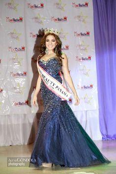 Onissis Samaniego Levy - Miss Teen Continental Panama 2014