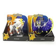 Pokémon - Legendäre Actionfiguren, sortiert