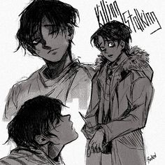 Yoon Bum | Killing Stalking