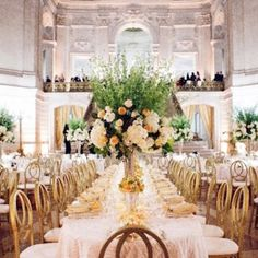 A stunningly gold and gorgeous San Francisco wedding featured on Carats & Cake.