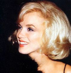 Marilyn at a benefit for The Actors Studio; 1961