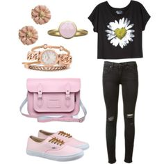 Cute pink infusion Cute Pink, Polyvore, Image, Fashion, Moda, Fashion Styles, Fashion Illustrations