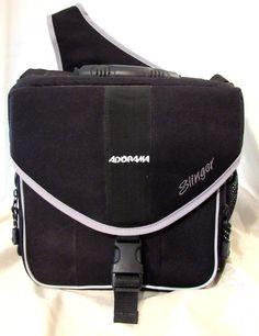 Adorama Slinger Camera Sling / Backpack Bag - Black #ADorama #Camera #Bag Backpack #photography