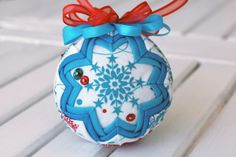 Quilted Ornament Tips and Tricks