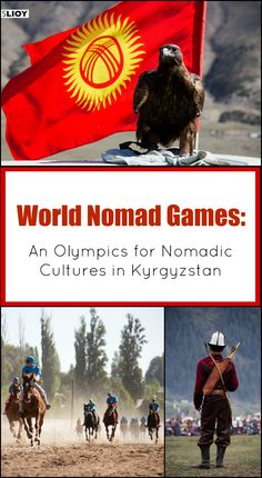 The World Nomad Games - a Nomad Olympics in Kyrgyzstan. More at http://www.monkboughtlunch.com/world-nomad-games-kyrgyzstan/