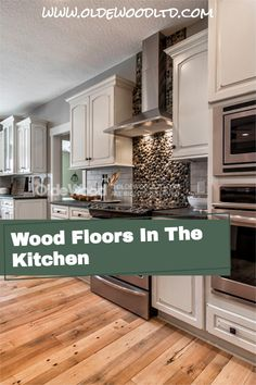 Wide Plank Hardwood Flooring is the perfect addition to any farmhouse interior. Reclaimed Hardwood Flooring, Wide Plank Flooring, Hardwood Floors, Farmhouse Flooring, Farmhouse Interior, Kitchen Flooring, Design Your Dream House, Layout, Interior Design