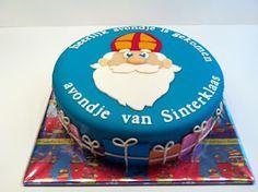 Traktaties & Taarten: Sinterklaas taart