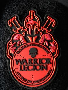 Warrior Legion Series Patch 1- ARES