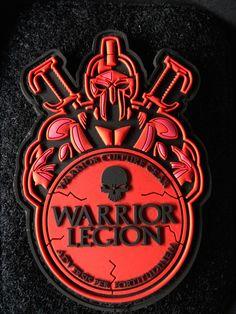 Warrior Legion Series Patch 1- ARES