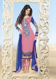 #party #salwar #suits @  http://zohraa.com/pink-faux-georgette-suit-salambika1106-e.html #salwar #suits #celebrity #anarkali #zohraa #onlineshop #womensfashion #womenswear #bollywood #look #diva #party #shopping #online #beautiful #beauty #glam #shoppingonline #styles #stylish #model #fashionista #women #lifestyle #fashion #original #products #saynotoreplicas (Shipping : Your order will be shipped within 1 day from the date of purchase)