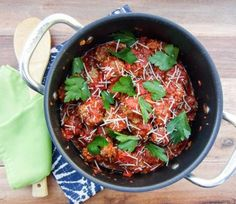 10 Muscle-Building Meatball Recipes