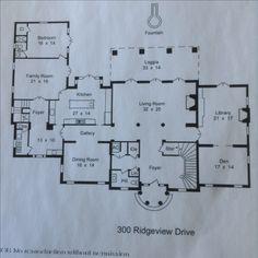 300 Ridgeview Dr, Palm Beach, FL - Main Level