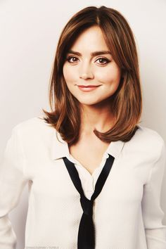 Jenna Coleman for Entertainment Weekly