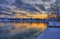 Skaneateles Lake is the cleanest of the Finger Lakes and supplies the water for the City of Syracuse.