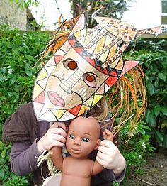 carnaval africain en maternelle - Les petits bout 2 fee