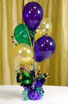 Con globos arreglo para ambientar