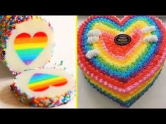 Awesome Cake Decorating Techniques Compilation (Feb) #2 | Cake Style | Most Satisfying Cake Video - YouTube