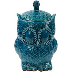 I pinned this Large Owl Vase from the Preppy Patterns event at Joss and Main!