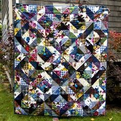 The Outback Value - A Free Quilt Pattern For You