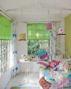 画像 : パリ・ロンドンのカラフルでおしゃれな部屋:インテリア編 - NAVER まとめ