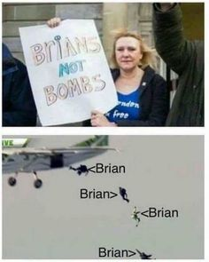 LMAO--- so, StarKid (Brian Holden and Brian Rosenthal) but no bombs?