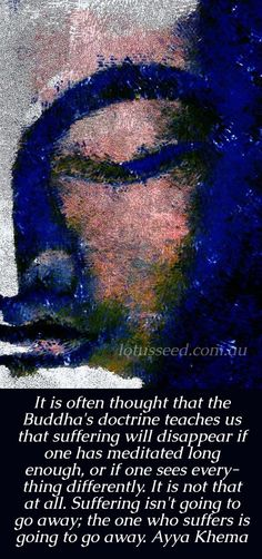 Ayya Khema quotes by lotusseed.com.au