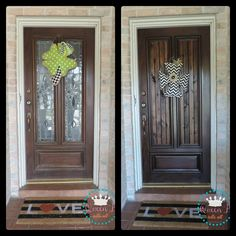 How to replace glass door panels with wood door alteration how to replace glass door panels with wood super easy and inexpensive planetlyrics Images