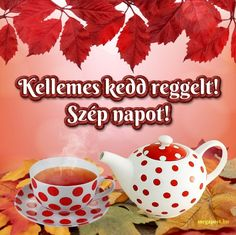 Share Pictures, Animated Gifs, Good Morning, Tea Pots, Humor, Halloween, Tableware, Day, Album